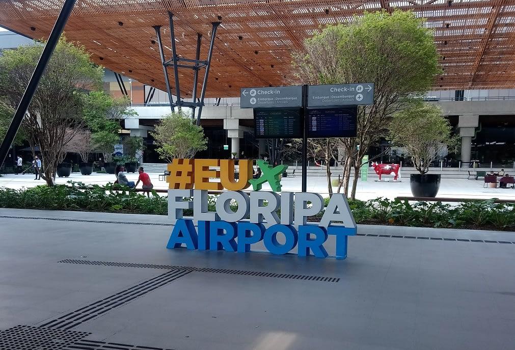 Floripa Airport October 2020