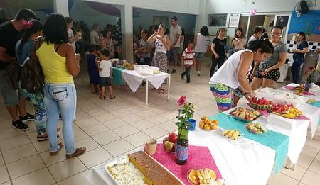Детские сады в Бразилии