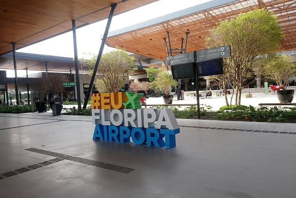 Почему новый аэропорт Флорианополиса пустует?